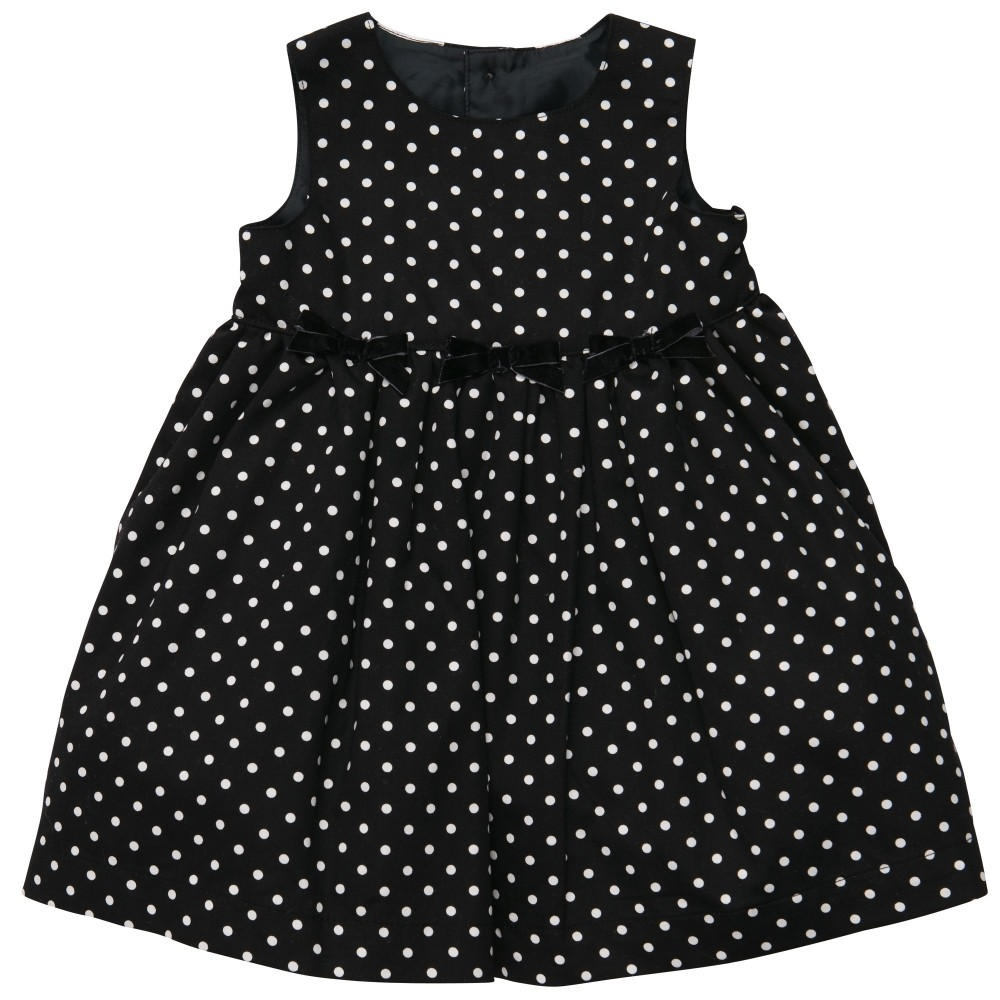 "Платье ""Sleeveless Sateen black"" Carter's"