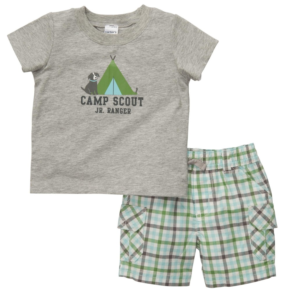 "Комплект ""Camp Scout"" Carter's"