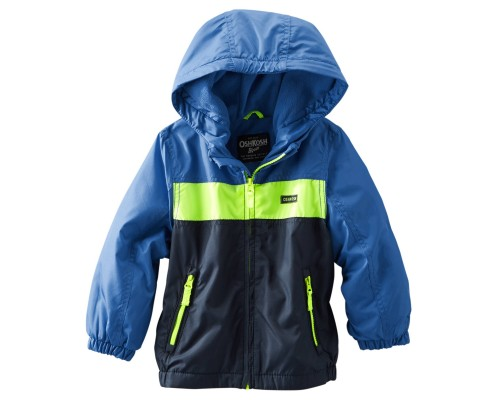 "Куртка ""Fleece-Lined Blue"" OshKosh"